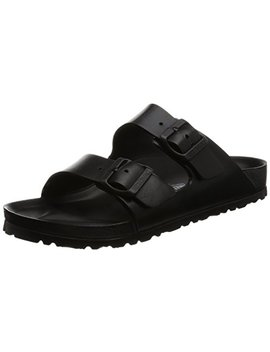 Birkenstock Unisex Arizona Essentials Eva Black Sandals   40 N Eu / 9 9.5 2 A(N) Us by Birkenstock