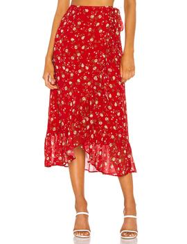 Clarita Midi Skirt by Privacy Please