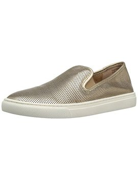 206 Collective Women's Cooper Perforated Slip On Fashion Sneaker by 206 Collective