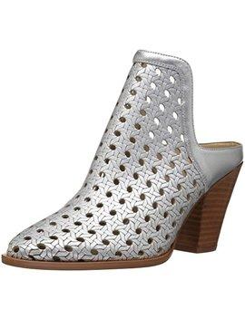 The Fix Women's Jaeda Open Weave Mule Shoetie Ankle Bootie by The Fix