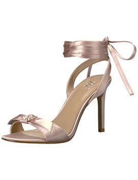 The Fix Women's Colette Ankle Wrap Dress Sandal by The Fix