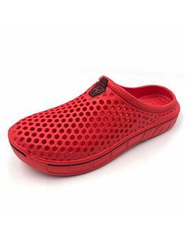 Amoji Unisex Garden Clogs Shoes Sandals Slippers by Amoji