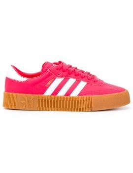Sambarose Sneakers by Adidas