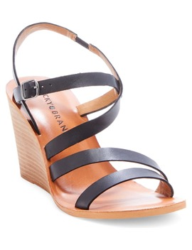 Noemia Wedge Sandal by Lucky Brand