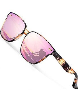 Attcl Unisex Sunglasses For Men Women 100 Percents Polarized Uv Protection by Attcl