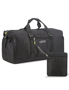 G4 Free 60 L Lightweight Foldable Travel Duffel Bag Portable Tote Bag For Gym Sports Luggage Camping by G4 Free