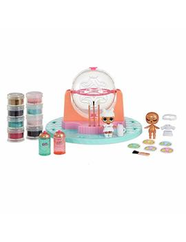L.O.L. Surprise! Diy Glitter Factory Playset With Exclusive Doll by L.O.L. Surprise!