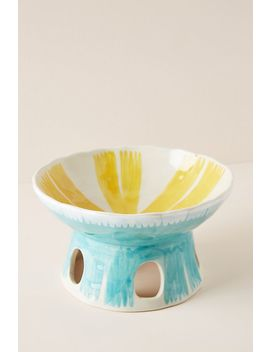 Andrew Ludick Louis Serving Bowl by Anthropologie