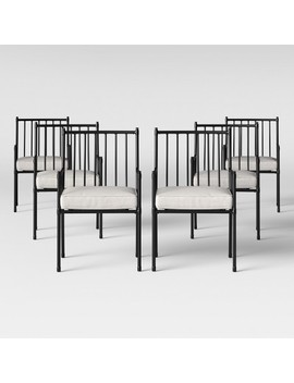 Fernhill Patio Dining Chair White   Threshold by Threshold