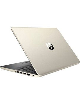 "14"" Laptop   Intel Core I3   4 Gb Memory   128 Gb Solid State Drive   Ash Silver Keyboard Frame by Hp"