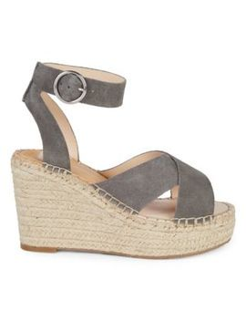Salla Braided Wedge Sandals by Dolce Vita