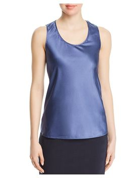 Inolea Silk Tank by Boss