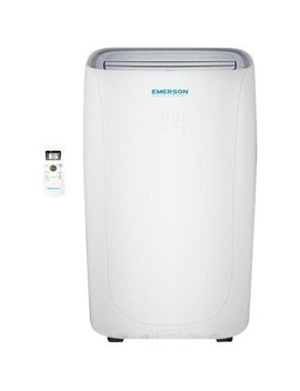 300 Sq. Ft. Portable Air Conditioner   White by Emerson Quiet Kool