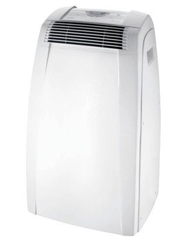 Pinguino 350 Sq. Ft. Portable Air Conditioner   White by De Longhi