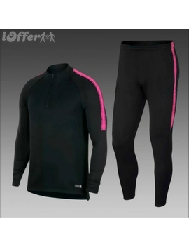 New Mens Sports Suit Training Tracksuit Survetemen by I Offer
