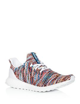 Men's Ultraboost Primeknit Low Top Sneakers by Adidas X Missoni
