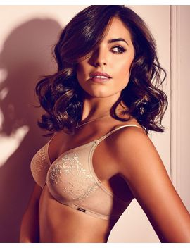 Glossies Lace Sheer Bra by Gossard