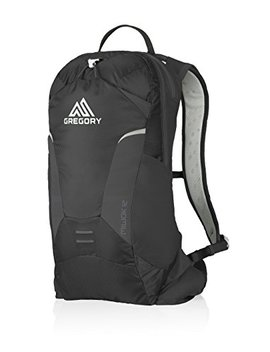 Gregory Mountain Products Miwok 12 Liter Men's Day Hiking Backpack | Trail Running, Mountain Biking, Travel | Durable Straps And Hipbelt, Helmet Compatible Pocket | Comfort On The Trail by Gregory