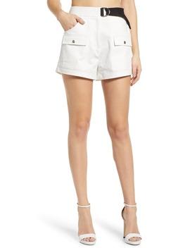 Aliyah Cargo Shorts by Tiger Mist