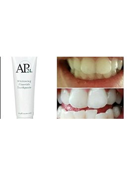 2 Pack Ap 24 Whitening Fluoride Toothpaste Ap24 ( Limited Offer ) by Nu Skin