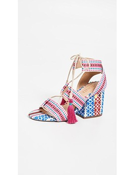 Emilen Block Heel Sandals by Schutz