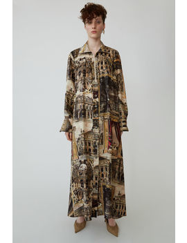 long-dress-multi by acne-studios