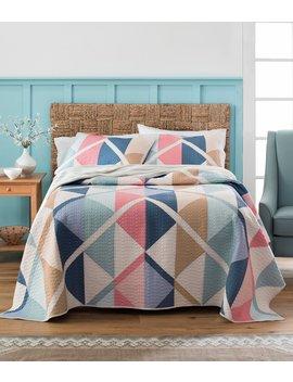 Serrado Pieced Quilt Mini Set by Pendleton