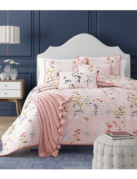 New York Beatrice Coverlet by J. By J. Queen