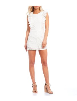 ruffle-eyelet-romper by allison-&-kelly