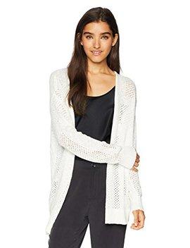 roxy-womens-summer-bliss-cardigan-sweater by roxy
