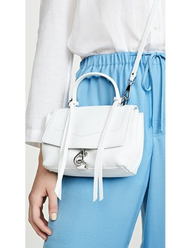 Stella Mini Flap Satchel Bag by Rebecca Minkoff