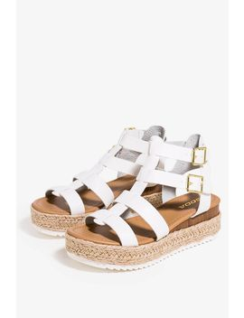 embassy-espadrille-gladiator by agaci