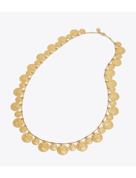 Coin Rosary by Tory Burch