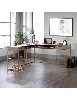Bridger L Shaped Desk by Ivy Bronx