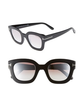 Pia 48mm Square Sunglasses by Tom Ford