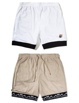 Reversible Rim Shorts by The Hundreds