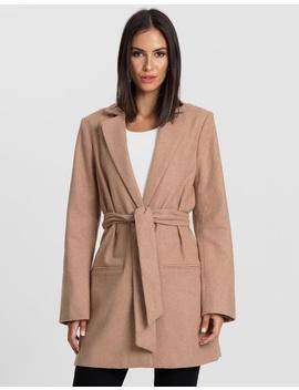 Zoe Coat by Tussah