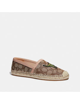 Casey Espadrille With Rexy by Coach