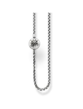 "Chain For Beads ""Blackened"" by Thomas Sabo"