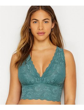 Never Say Never Curvy Longline Bralette by Cosabella
