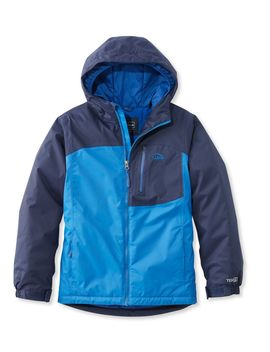 Boys' Wildcat Snow Jacket, Colorblock by L.L.Bean