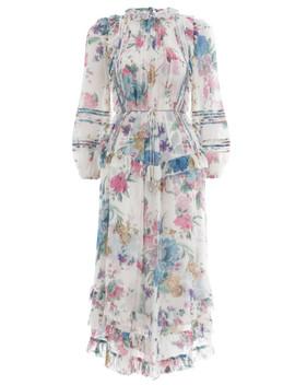 Ninety Six Linear Midi Dress by Zimmermann