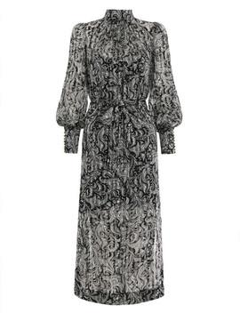 Ninety Six High Neck Dress by Zimmermann