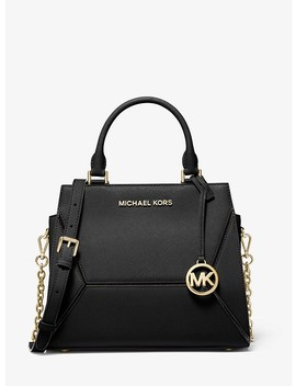 prism-medium-saffiano-leather-satchel by michael-michael-kors