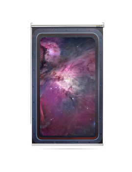 Orion Nebula Blackout Blind by Think Geek