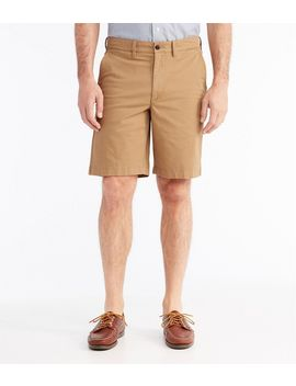Lakewashed® Stretch Khaki Shorts, Standard Fit by L.L.Bean
