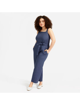 The Linen Jumpsuit by Everlane