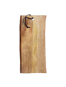 Masterclass Natural Mango Board Large by Lakeland