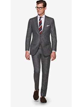 lazio-dark-grey-suit by suitsupply
