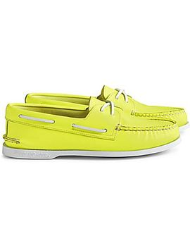 Unisex Cloud Authentic Original Neon Boat Shoe by Sperry